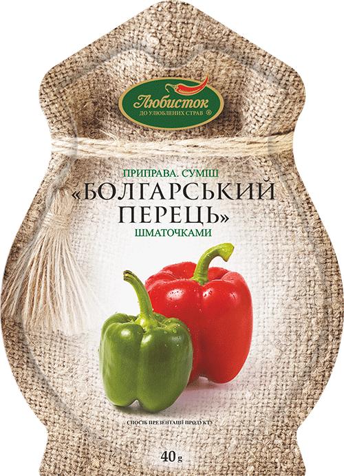 Болгарский перец 40г