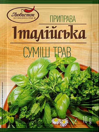 """Herbs mixture """"Italian"""" 10g"""