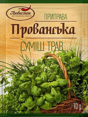 "Herbs mixture ""Provencal"" 10g"
