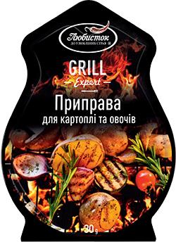 Приправа для картофеля и овощей