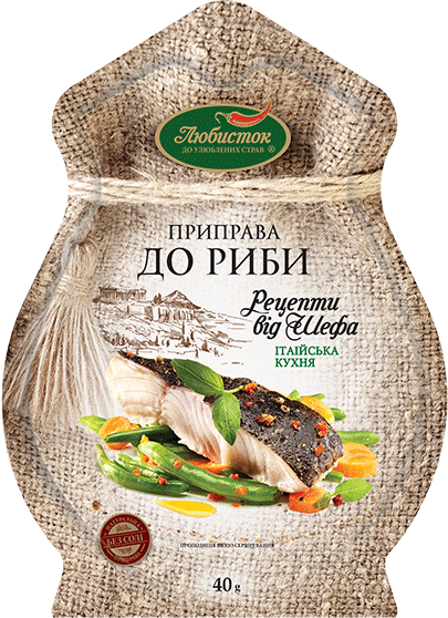 Seasoning for Fish 40g