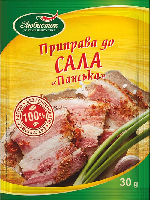 "Seasoning for lard ""Panska"" 30g"