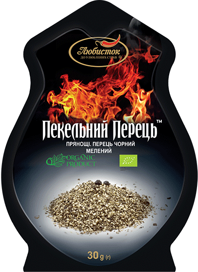 Ground black pepper 30g